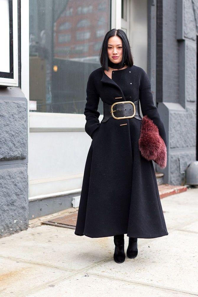 Як носити широкий пояс в цьому сезоні – модні прийоми 1