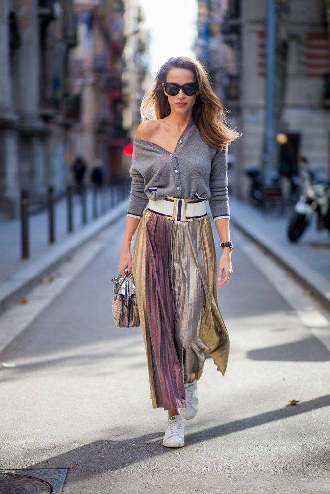 Як носити широкий пояс в цьому сезоні – модні прийоми 18