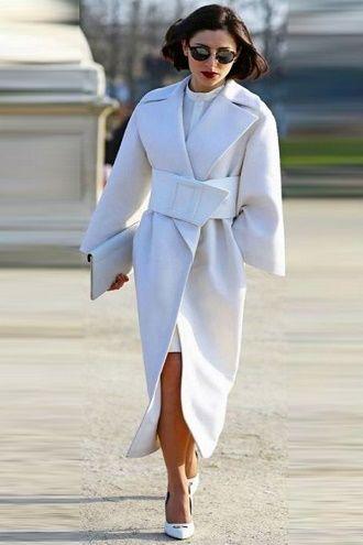 Як носити широкий пояс в цьому сезоні – модні прийоми 3
