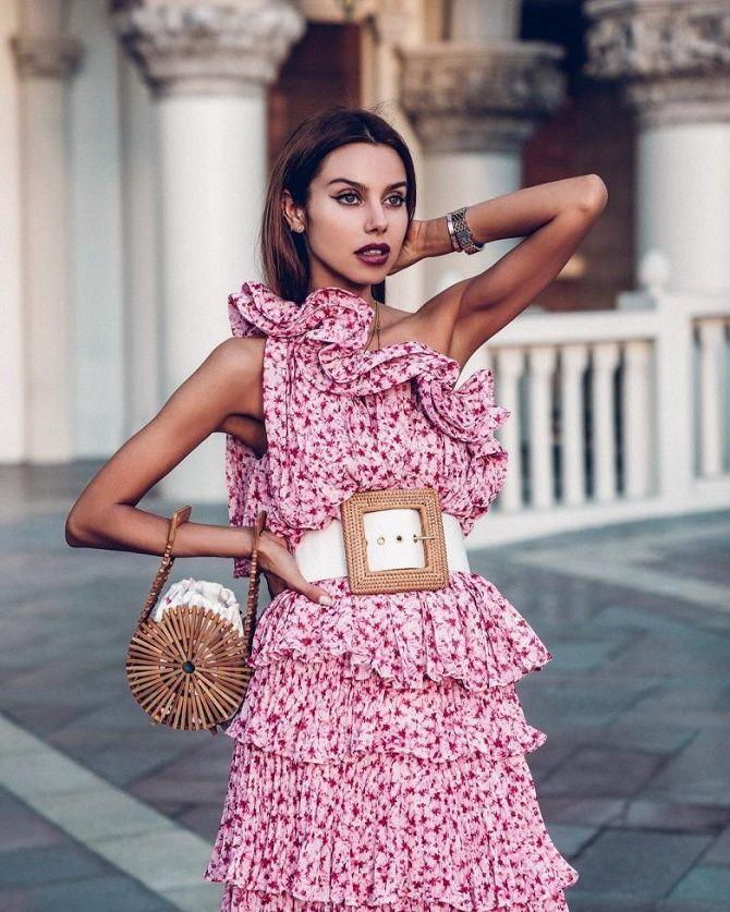 Як носити широкий пояс в цьому сезоні – модні прийоми 6