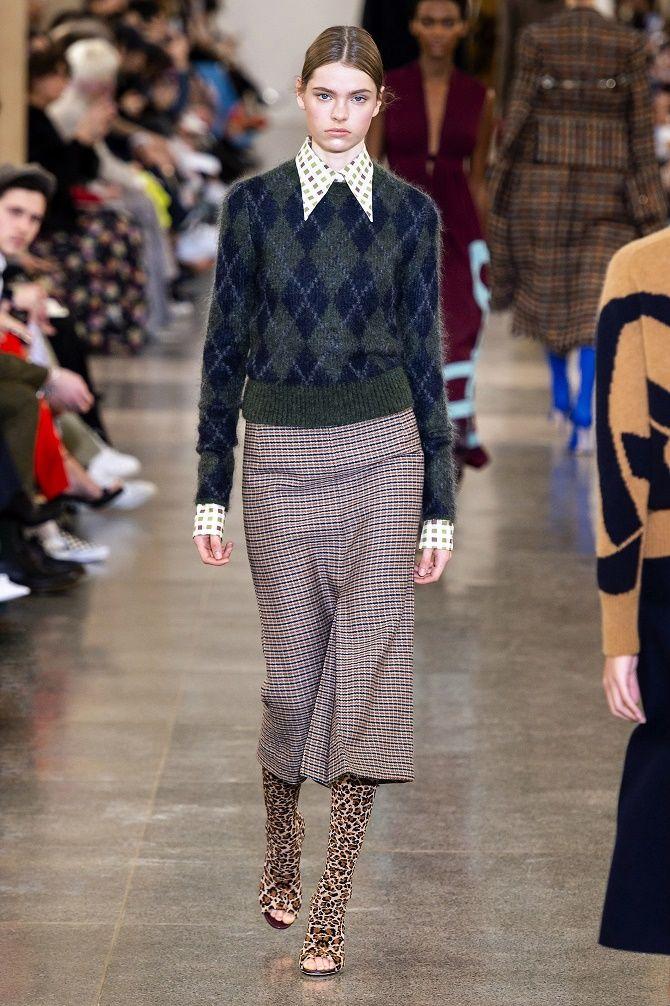Одягнися як школярка: стиль препп повертається в моду 1