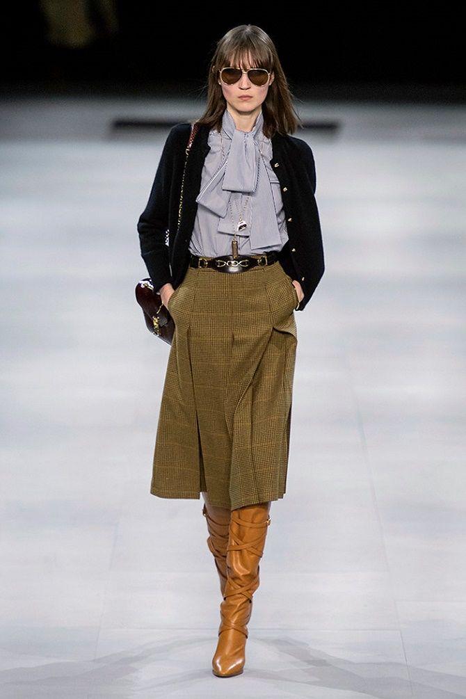 Одягнися як школярка: стиль препп повертається в моду 3