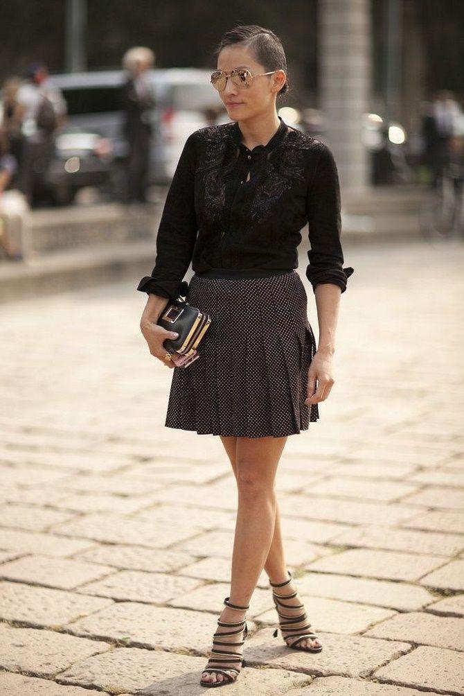 Одягнися як школярка: стиль препп повертається в моду 4