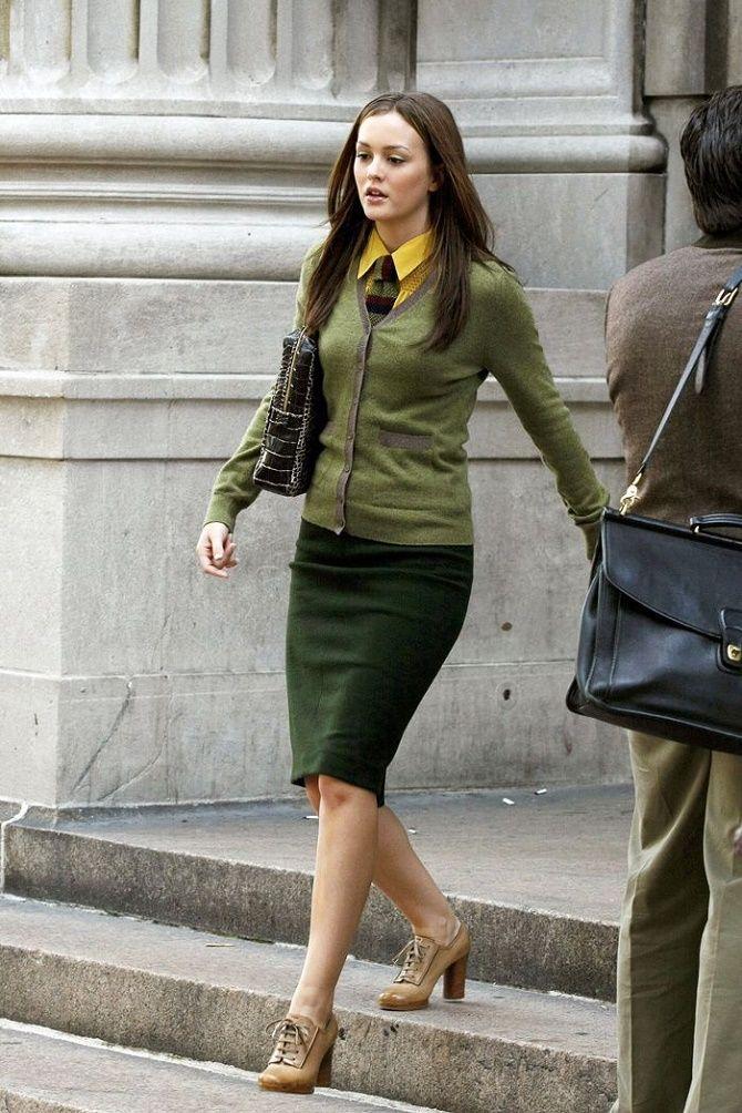 Одягнися як школярка: стиль препп повертається в моду 6