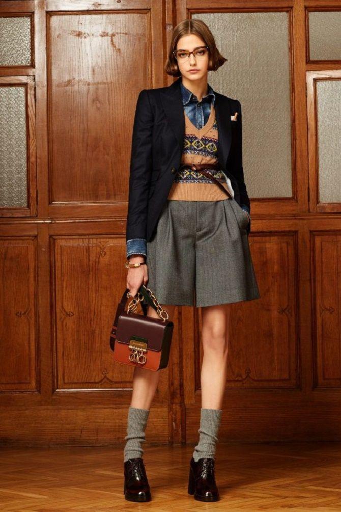 Одягнися як школярка: стиль препп повертається в моду 7