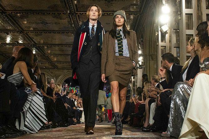 Одягнися як школярка: стиль препп повертається в моду 9
