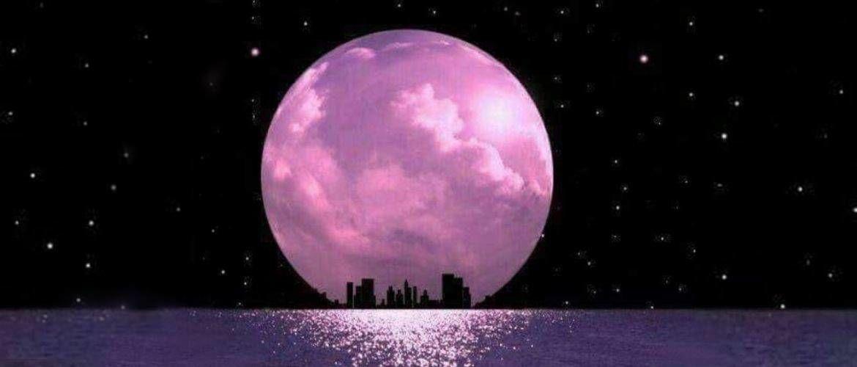 Полнолуние в апреле: Суперлуние и Розовая луна 2021