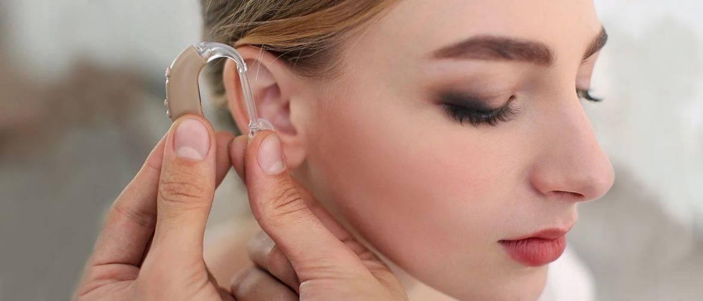 Внутриушные слуховые аппараты в центре «Беттертон»