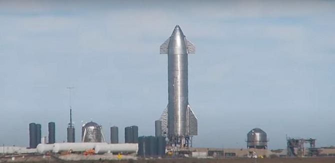 Прототип космического корабля Starship SpaceX для полетов на Марс взорвался после успешной посадки 1