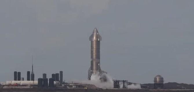Прототип космического корабля Starship SpaceX для полетов на Марс взорвался после успешной посадки 2