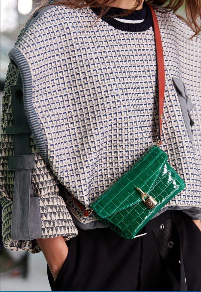 8 тенденций модных сумок для сезона весна-лето 2021 15