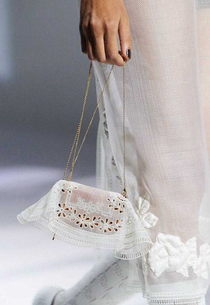 8 тенденций модных сумок для сезона весна-лето 2021 8
