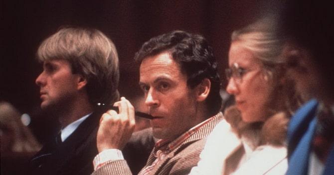Очаровательный убийца Тед Банди: история серийного психопата-маньяка 4