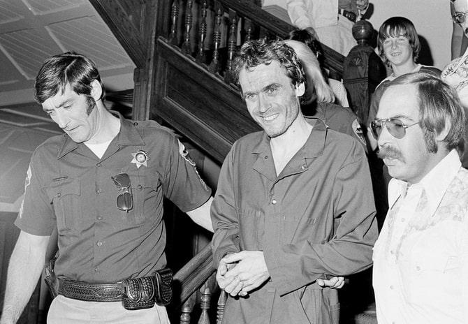 Очаровательный убийца Тед Банди: история серийного психопата-маньяка 3