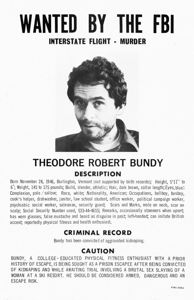 Очаровательный убийца Тед Банди: история серийного психопата-маньяка 2