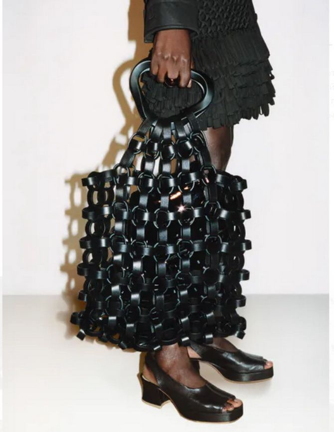 8 тенденций модных сумок для сезона весна-лето 2021 13
