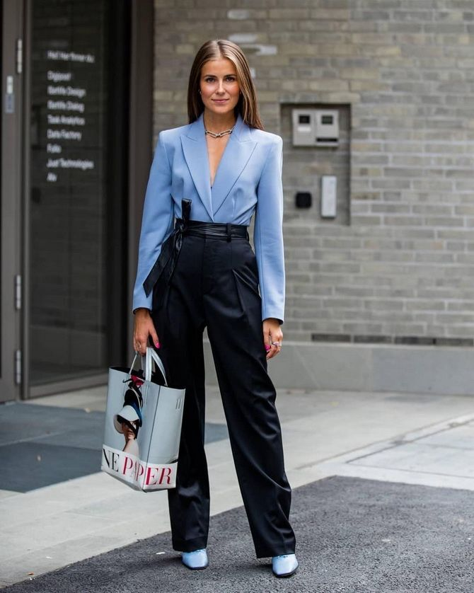 Як підібрати правильний верх до штанів – поради стилістів 2