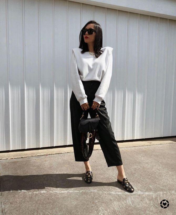 Як підібрати правильний верх до штанів – поради стилістів 16