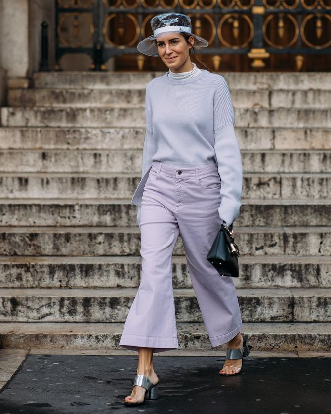 Як підібрати правильний верх до штанів – поради стилістів 19