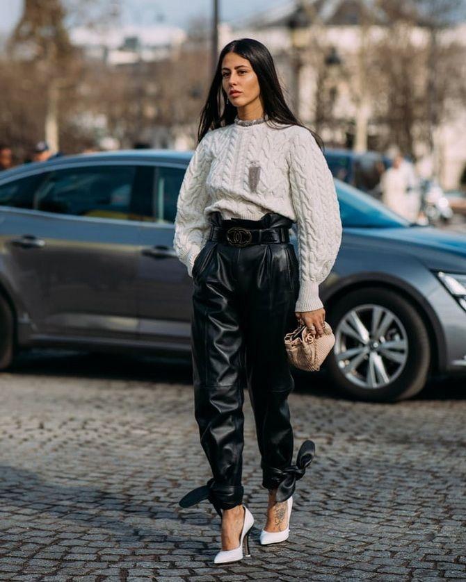 Як підібрати правильний верх до штанів – поради стилістів 22