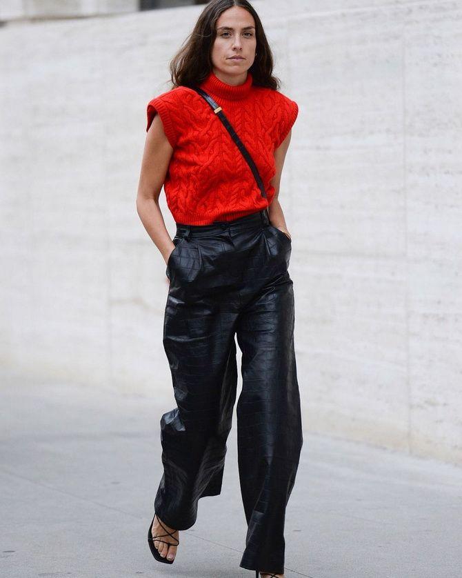 Як підібрати правильний верх до штанів – поради стилістів 23