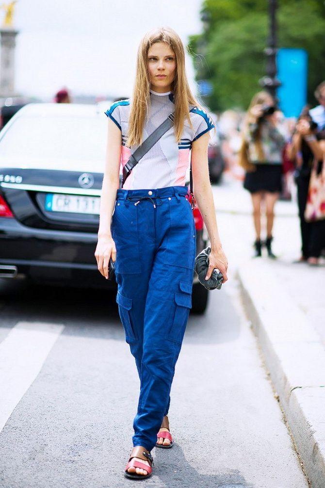 Як підібрати правильний верх до штанів – поради стилістів 5