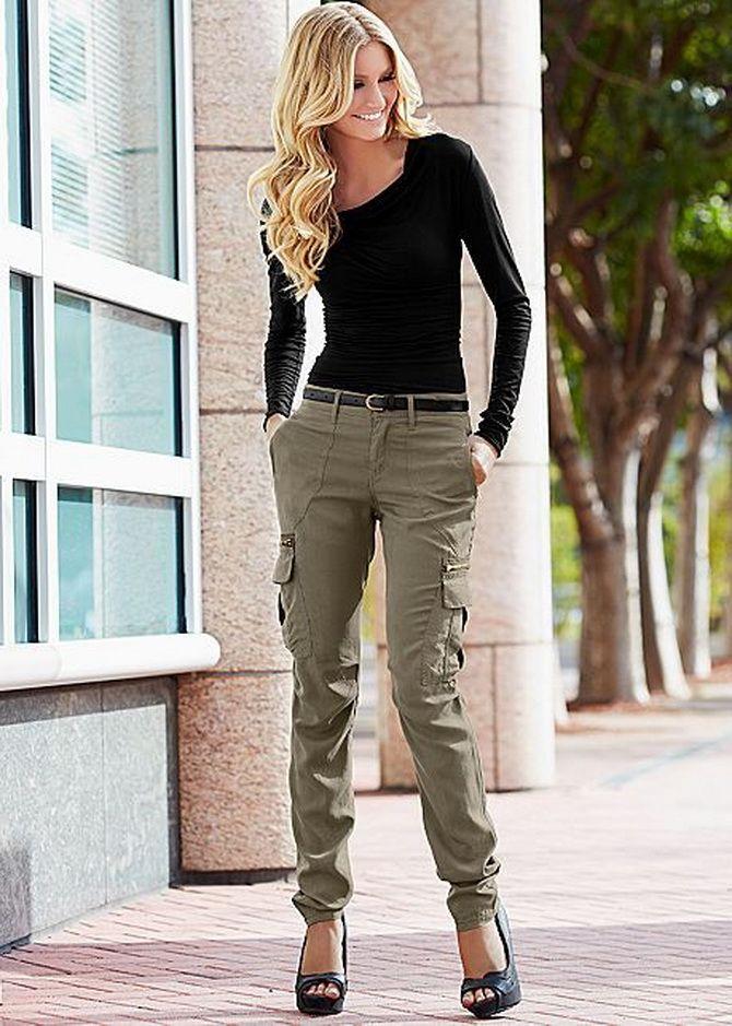 Як підібрати правильний верх до штанів – поради стилістів 6