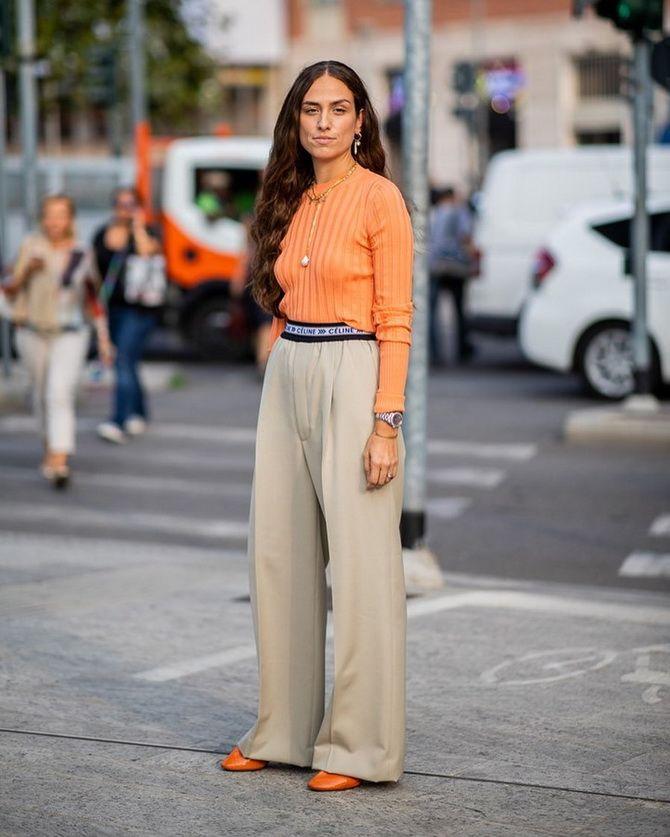 Як підібрати правильний верх до штанів – поради стилістів 9