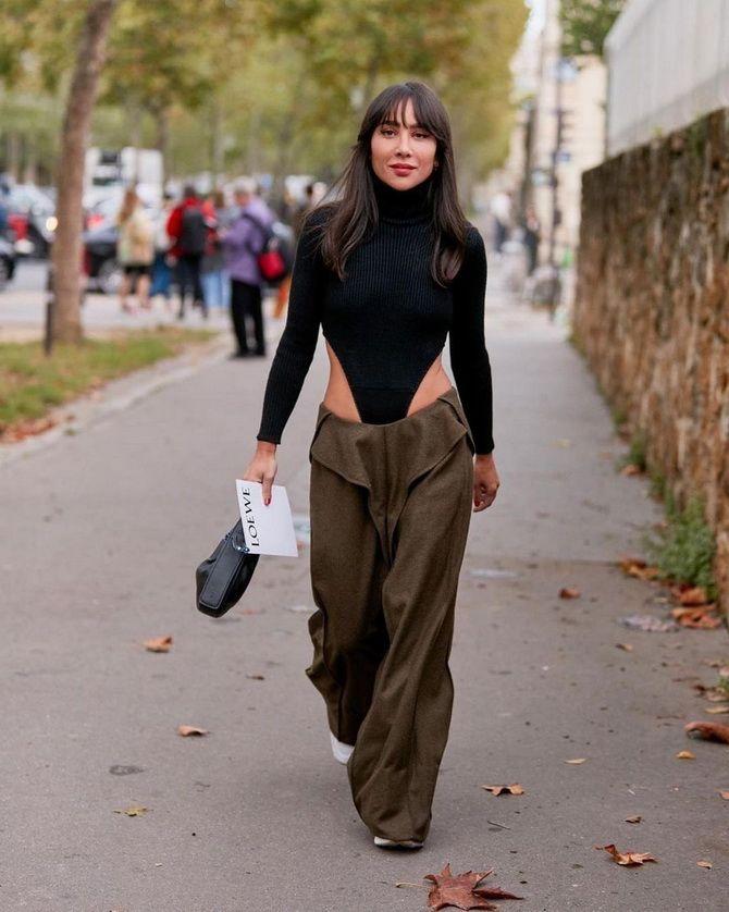 Як підібрати правильний верх до штанів – поради стилістів 11