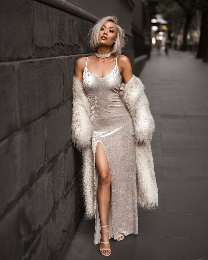 Підбираємо верхній одяг до сукні: головні правила 15