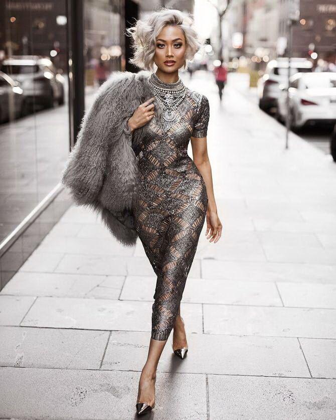 Підбираємо верхній одяг до сукні: головні правила 17