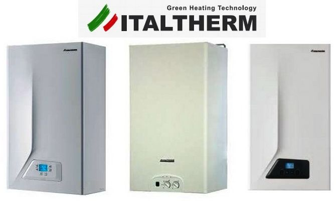 Котлы Italtherm Time F