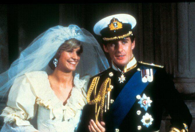 Чарльз и Диана: Королевская история любви
