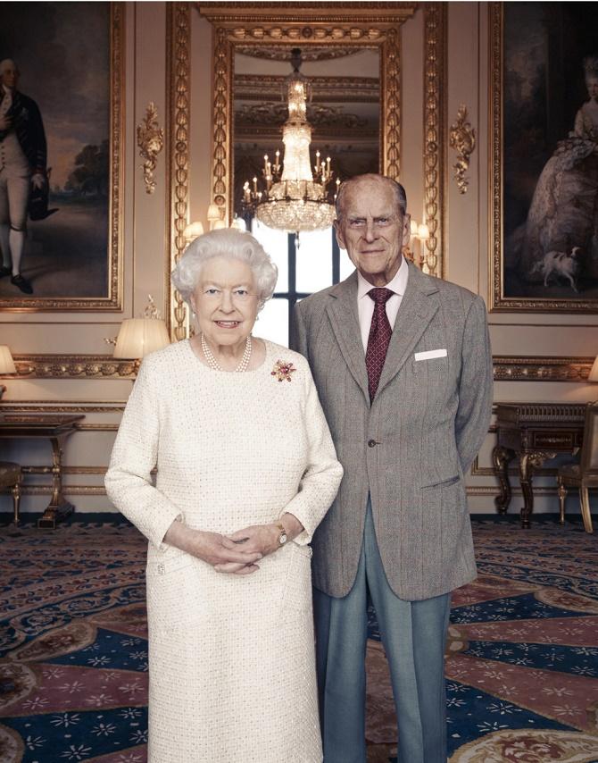 Помер чоловік Єлизавети II принц Філіп 2