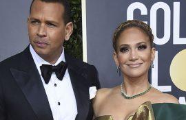 После четырех лет отношений: Дженнифер Лопес разорвала помолвку с Алексом Родригесом