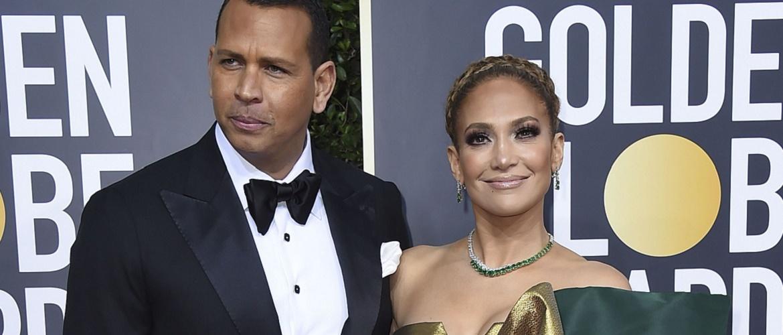 Після чотирьох років стосунків: Дженніфер Лопес розірвала заручини з Алексом Родрігесом