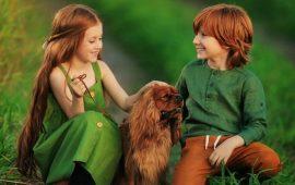 День братьев и сестер: как поздравить родных?