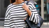 Як носити тільняшку: модні прийоми на кожен день
