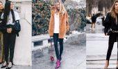 Легінси зі штрипками: модний тренд весни і літа 2021