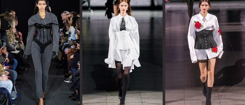 Як носити модний тренд 2021 – корсет