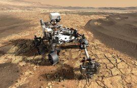 Марсоход Perseverance впервые в истории получил кислород с Марса