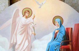 Благовіщення Пресвятої Богородиці: красиві привітання
