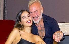 Танцюючий мільйонер Джанлука Ваккі показав фото з тримісячною донькою