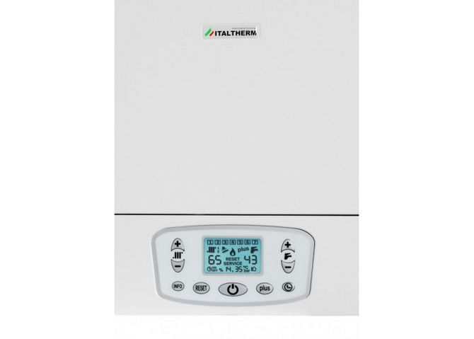 Italtherm Time 35 F
