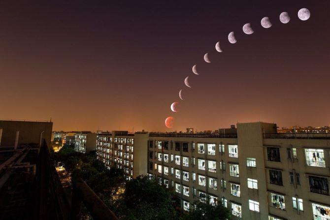 Лунное затмение 26 мая 2021 года: Суперлуние и Кровавая Луна 4