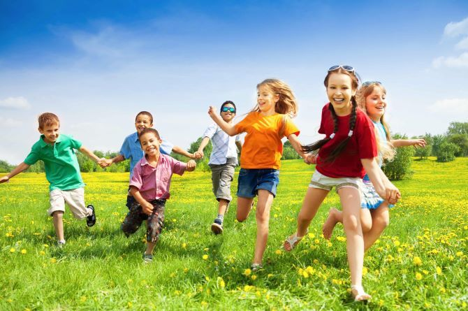Чем занять ребенка на каникулах 1