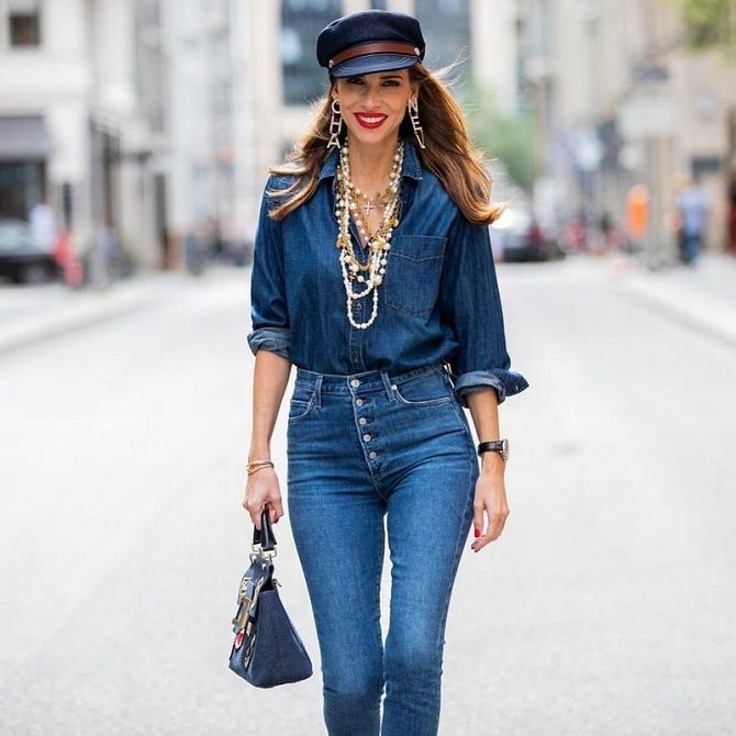 Як одягнутися в стилі американки: модні прийоми 2