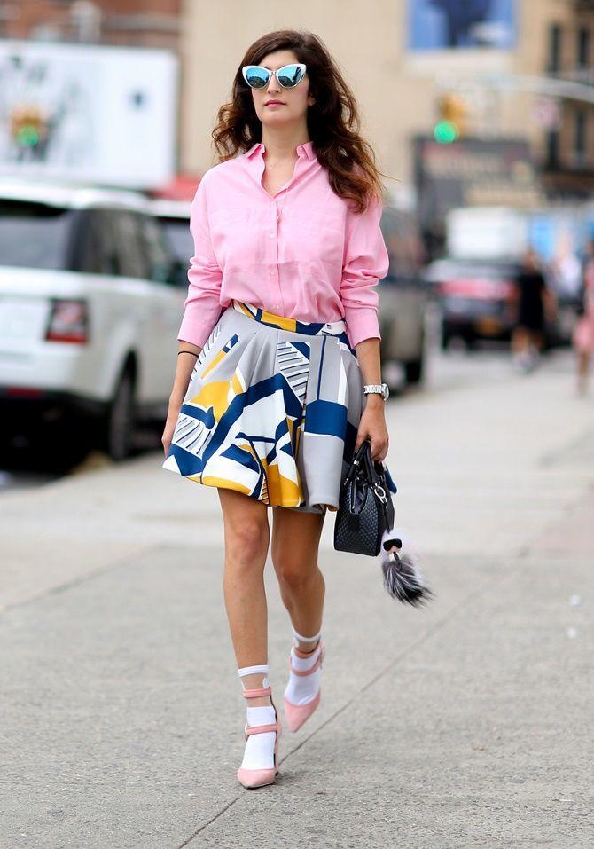 Як одягнутися в стилі американки: модні прийоми 14
