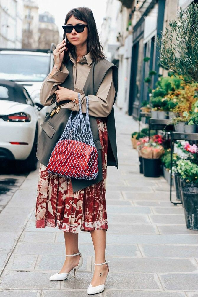 Авоськи и корзины – самые модные сумки лета 2021 года 1