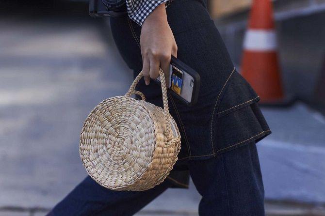 Авоськи и корзины – самые модные сумки лета 2021 года 22